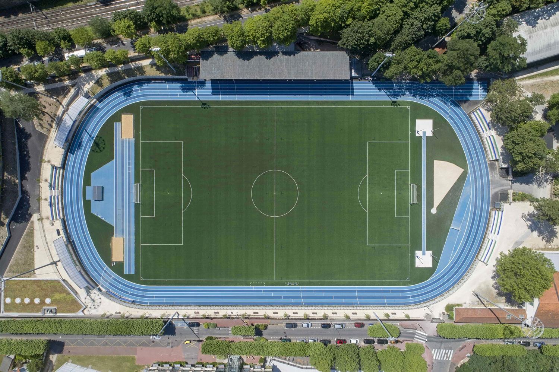 Stadio Cheron, Saint Maur des  Fosses, Francia © Mondo Spa