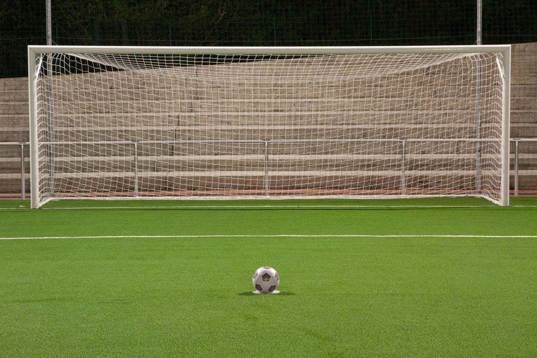Campo da calcio Rutis Culleredo, La  Coruña, Spain © Mondo Spa