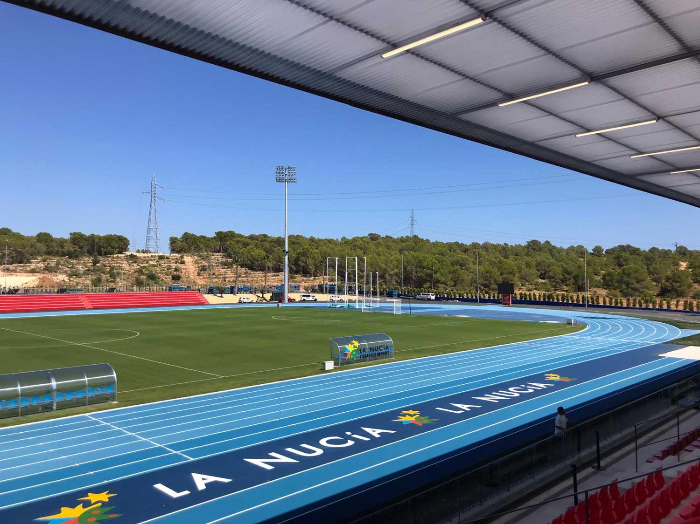 Ciudad Deportiva Camilo Cano,  La Nucia, Spagna