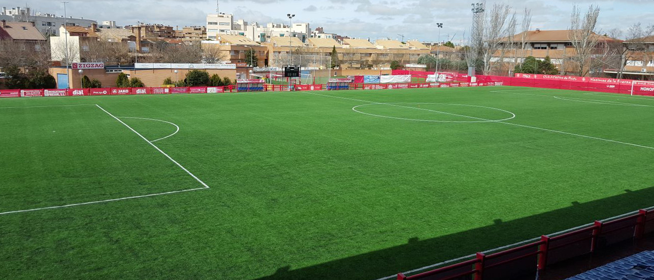 Amelia del Castillo Football Pitch, 
