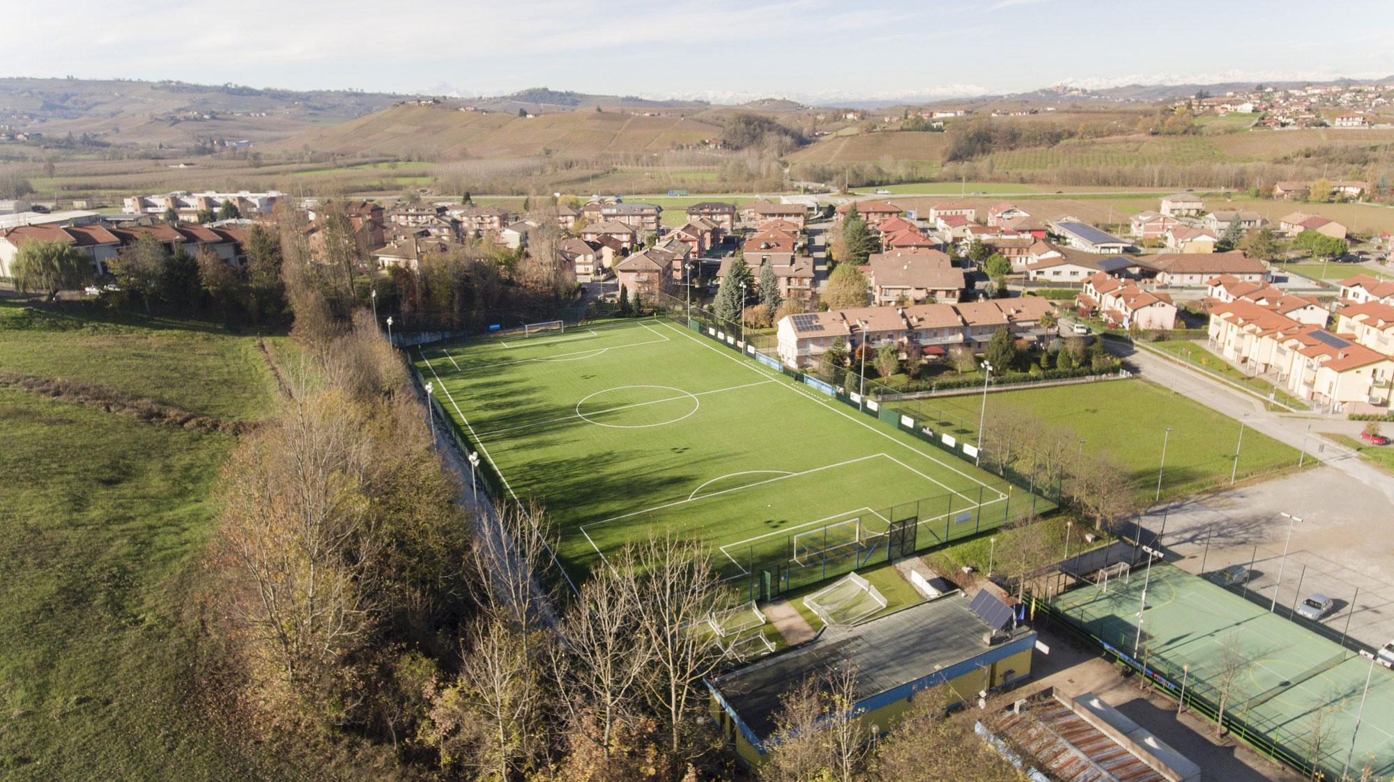 Campo di Grinzane Cavour, Cuneo,   Italia