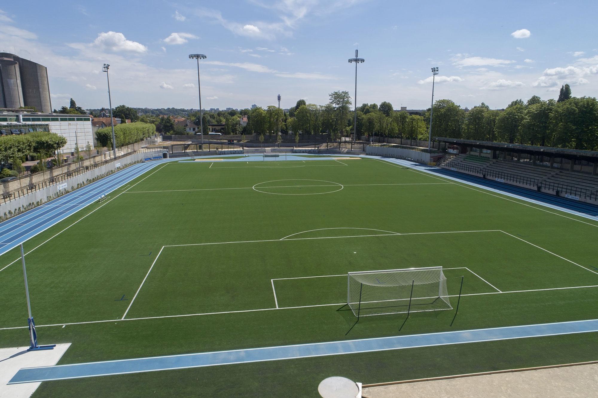 Stadio Cheron, Saint Maur des  Fosses, Francia