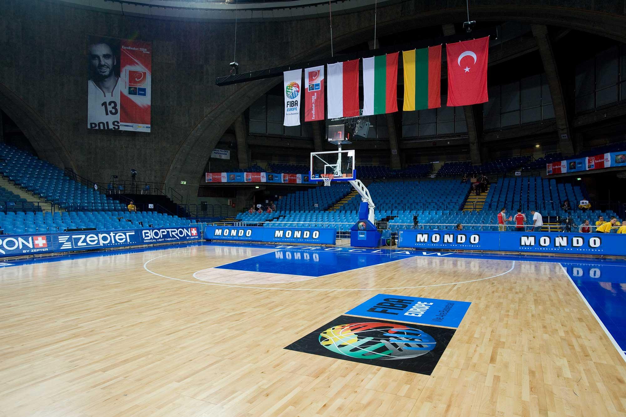 Eurobasket 2009, Wroclaw, Polonia