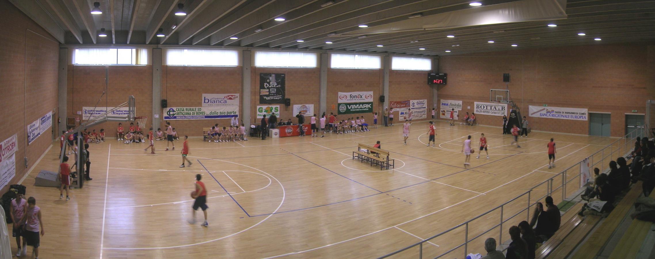 Palazzetto 'Sport Area', Cuneo,  Italia
