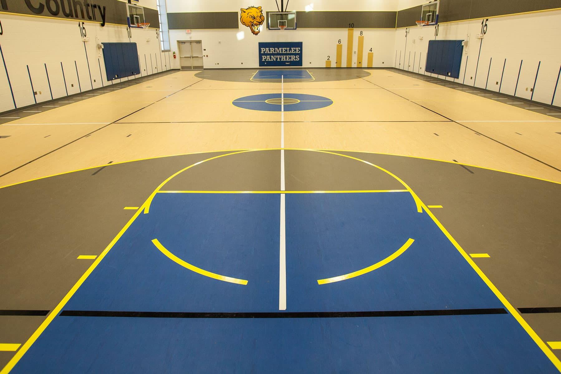 Parmellee Elementary School,  Oklahoma City Schools,  Oklahoma, USA