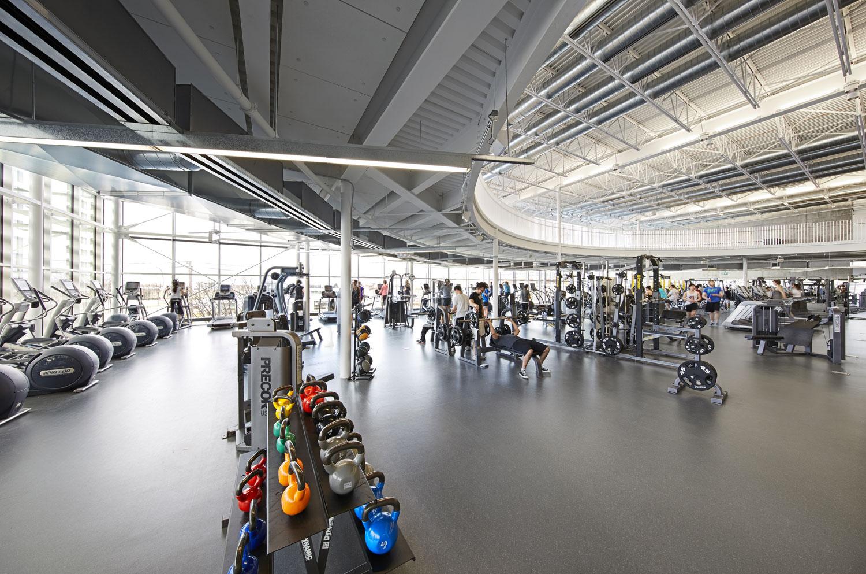 Active Living Centre, Winnipeg,  Canada © Mondo Spa