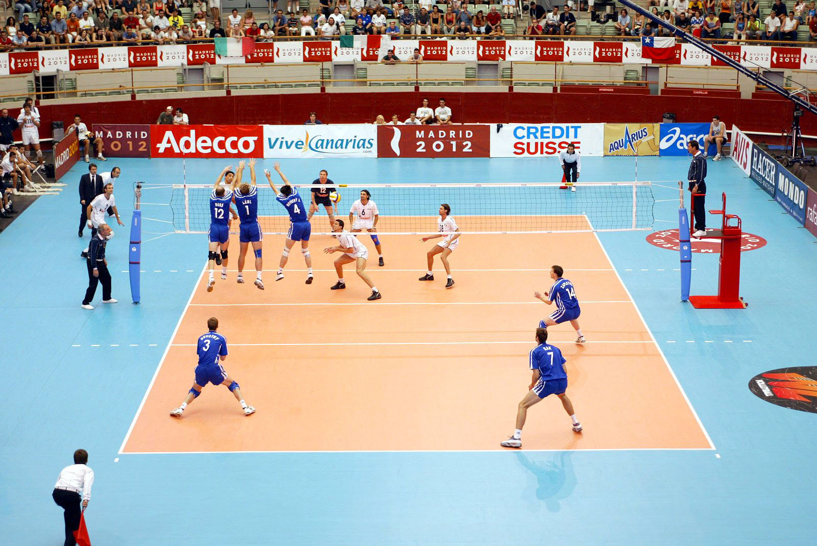Palazzetto Volley - World League 