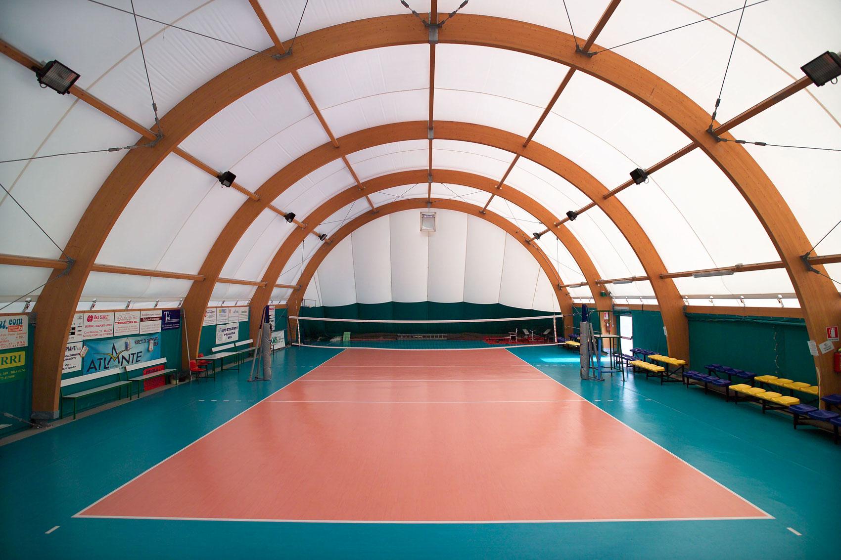 Palestra Associazione Sportiva  Sportgente, Bra, Italia