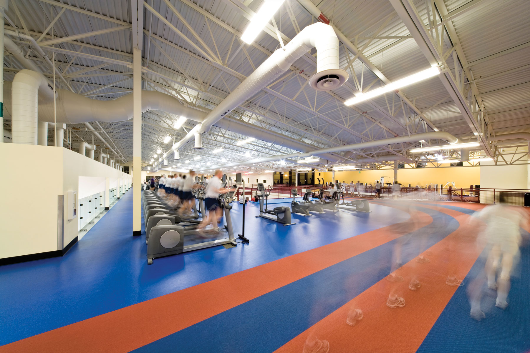 Elmendorf Air Force Base Gym, 