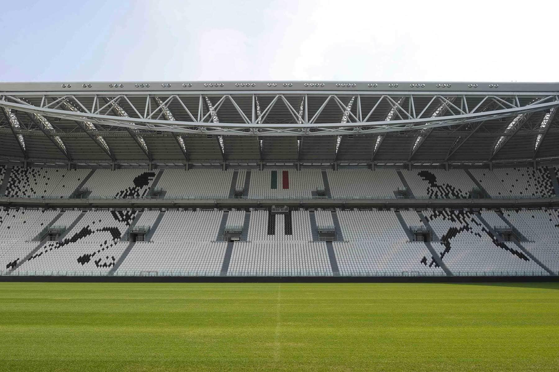 Juventus Stadium, Torino, Italia