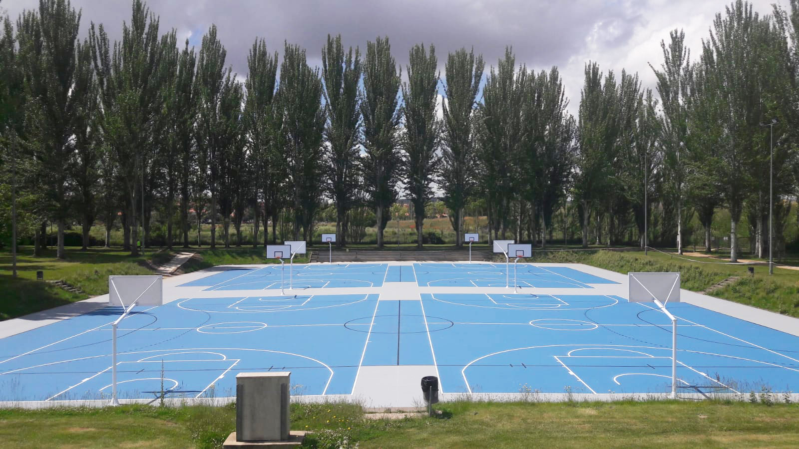 Complejo Deportivo Salas Bajas,  Salamanca, Spagna