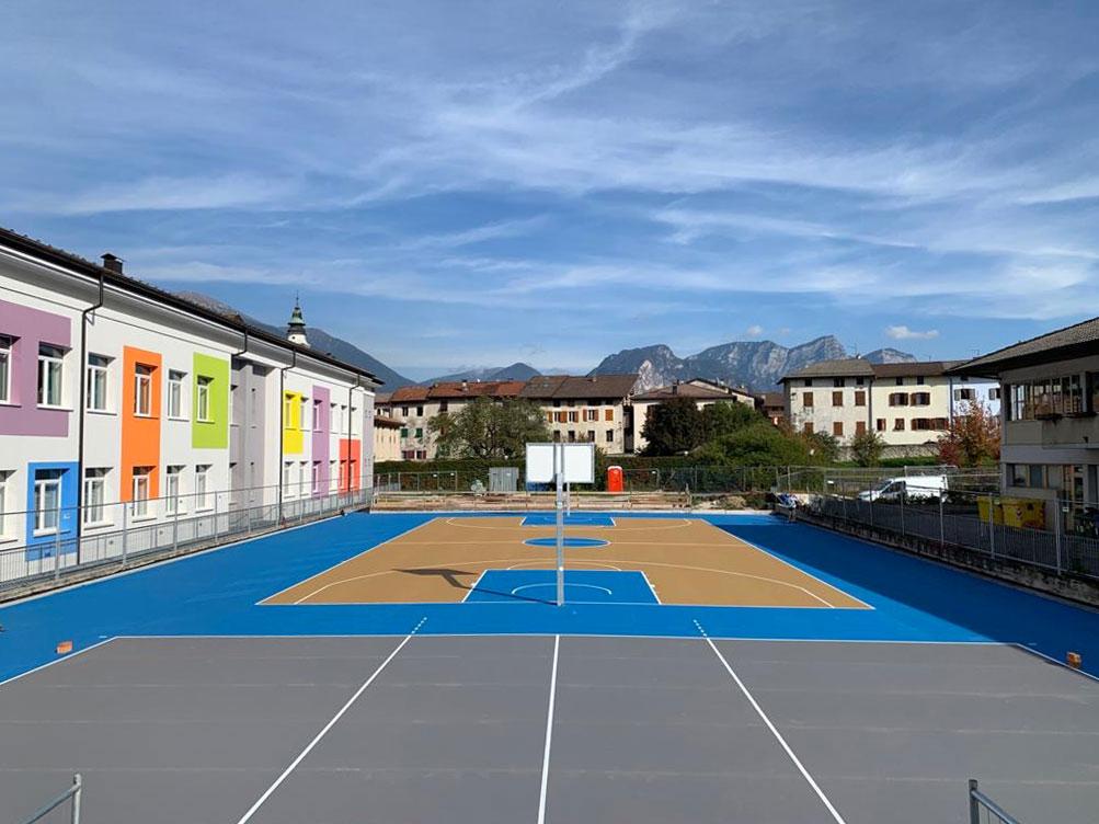 Scuola Ora e Veglia, Borgo  Valsugana, Italia