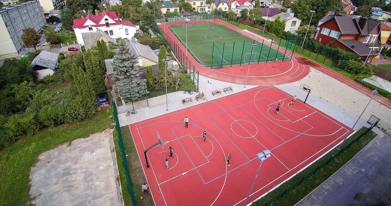 Siauliai Jovaro Secondary  School, Siauliu, Lituania