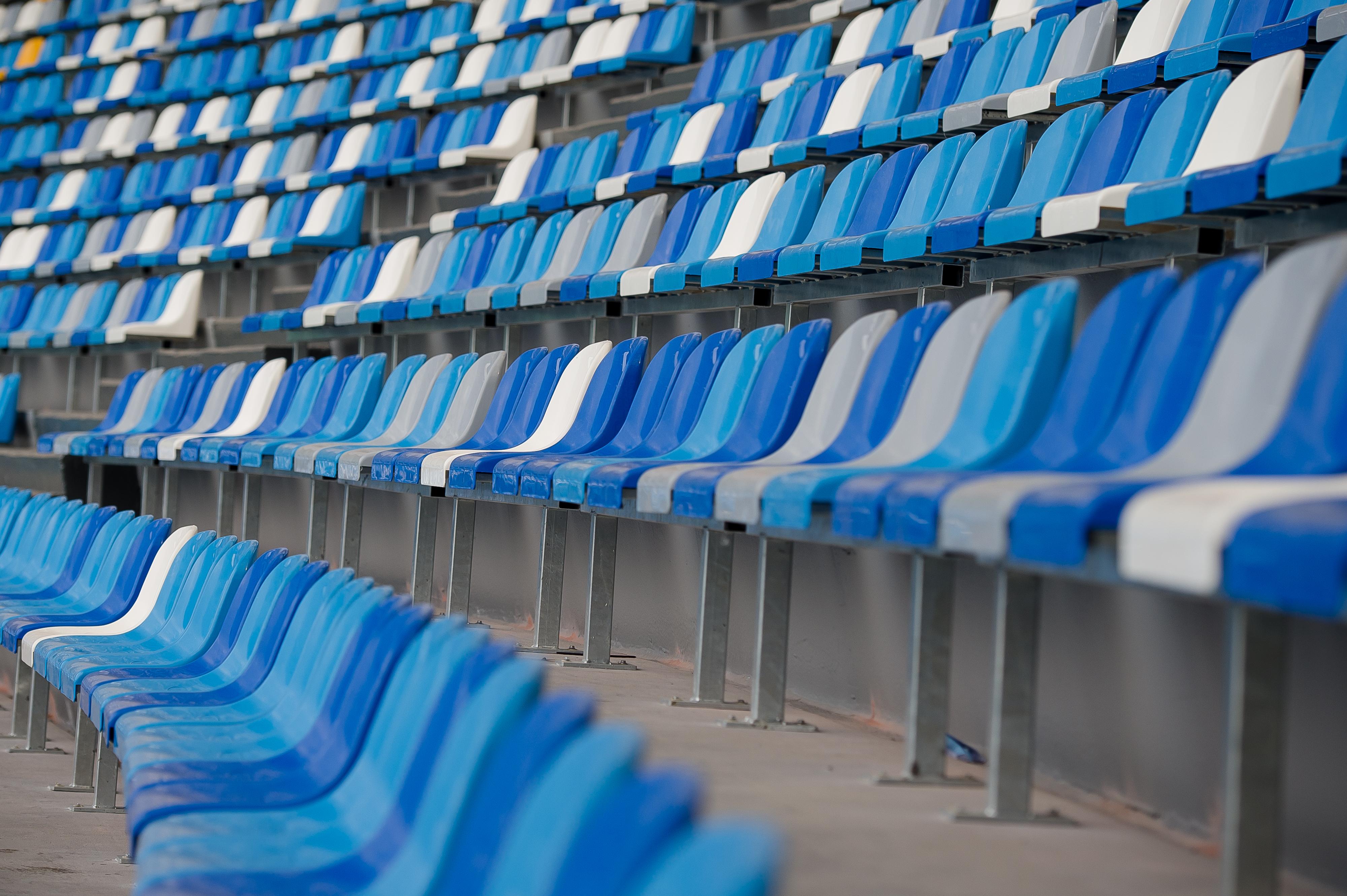 Sedute Stadio San Paolo, Napoli
