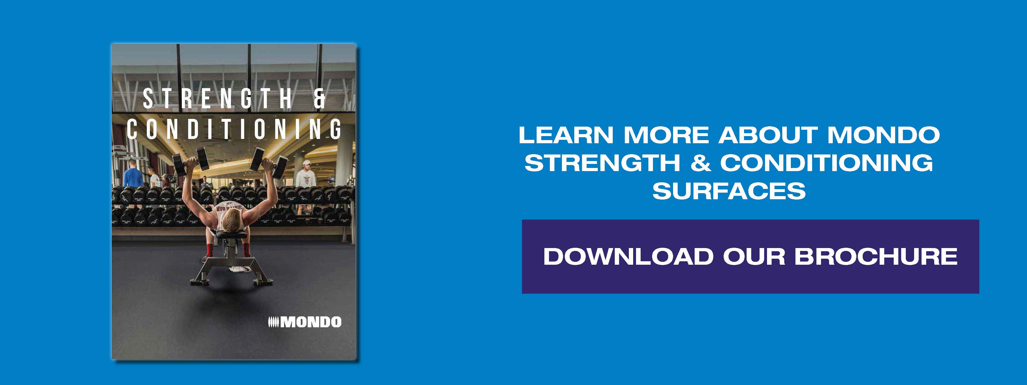 Learn more about Strength & Conditioning Surfaces