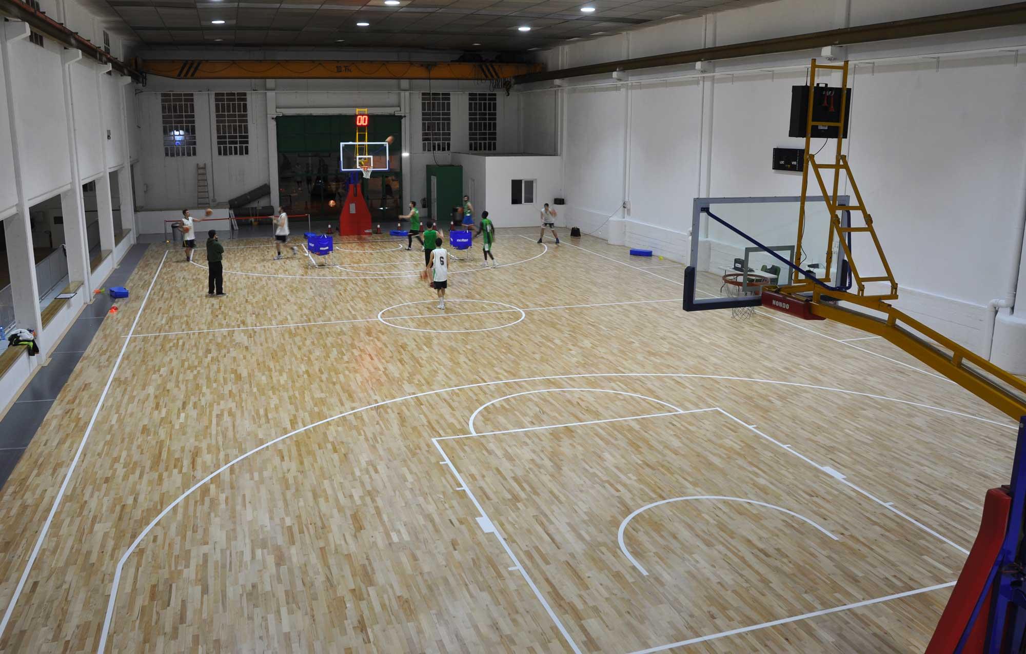 Club de Baloncesto Penas Huesca,  Huesca, Spain