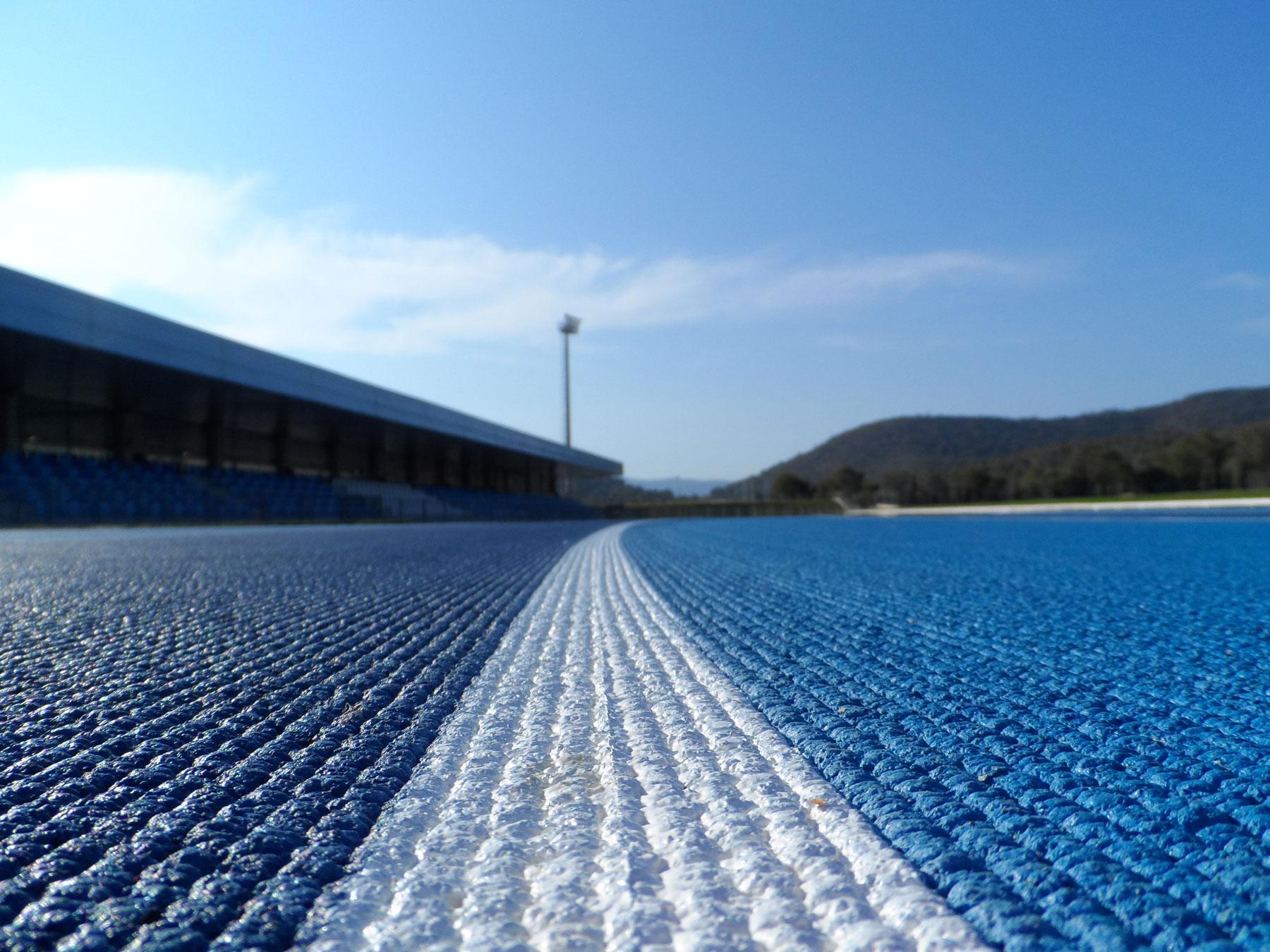 Pista Atletismo Calvia, Calvia,  Malagulf, Isole Baleari, Spagna