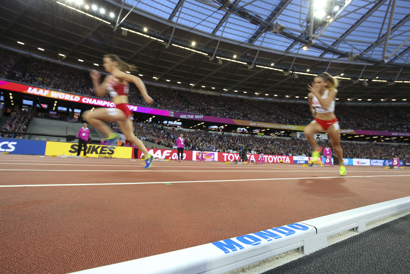 IAAF World Indoor 