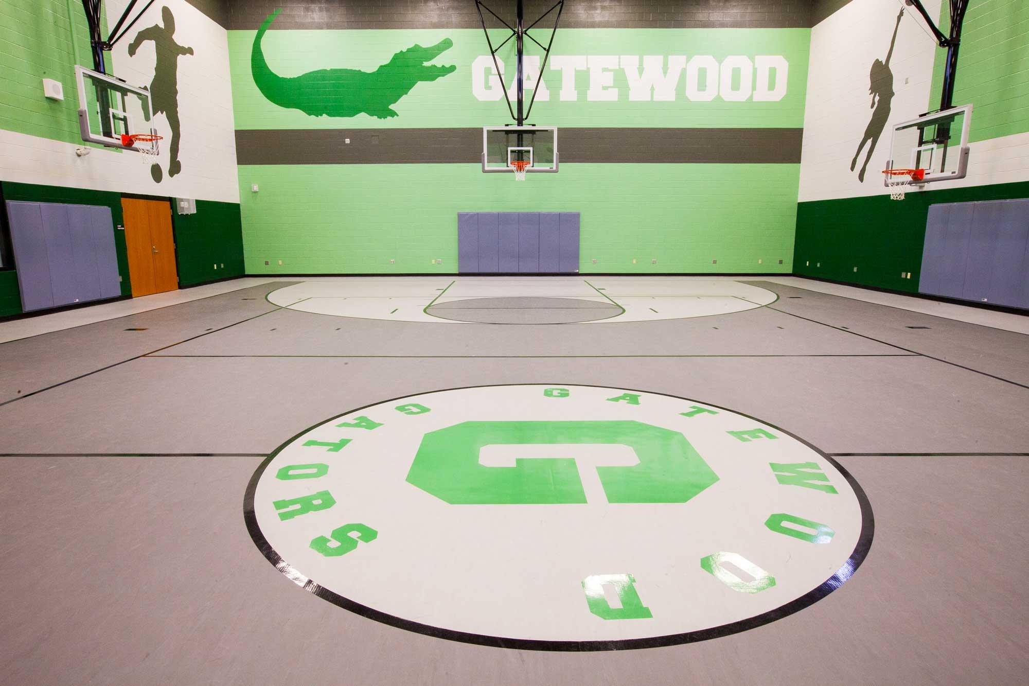 Gatewood Elementary School,  Oklahoma City, Oklahoma, USA
